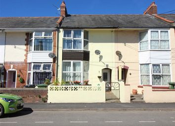 Thumbnail 3 bedroom terraced house to rent in St Georges Terrace, Barnstaple, Devon