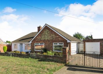 Thumbnail 2 bed semi-detached bungalow for sale in Elm Drive, St. Ives, Huntingdon
