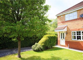 Thumbnail 3 bed semi-detached house for sale in Spindlewood Road, Wigan