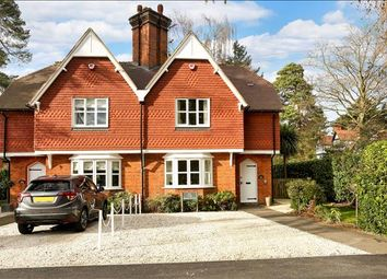 Thumbnail 2 bed semi-detached house for sale in Rise Road, Ascot, Berkshire
