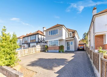 Thumbnail 4 bed detached house for sale in Thorndon Gardens, Ewell, Epsom