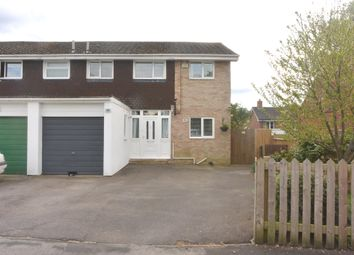 Thumbnail 4 bed end terrace house for sale in Churchill Avenue, Bishops Waltham, Southampton
