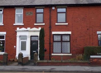 Thumbnail 3 bed terraced house for sale in Stanifield Lane, Farington, Leyland