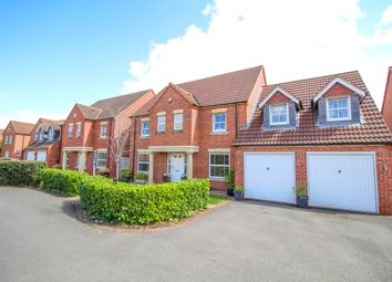 Thumbnail 4 bed detached house for sale in Shreres Dyche, Chase Meadow Square, Warwick