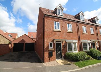 Thumbnail 4 bed semi-detached house for sale in Heston Walk, Oxley Park, Milton, Buckinghamshire