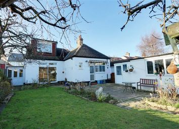 Thumbnail 5 bedroom detached bungalow for sale in Woodfield Park Drive, Leigh, Essex