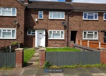 Thumbnail 2 bedroom terraced house to rent in Boswell Road, Prenton