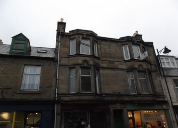 Thumbnail 1 bed flat to rent in Bourtree Place, Hawick, Scottish Borders