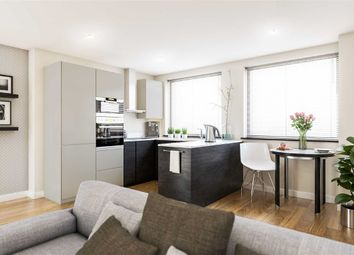 Thumbnail 2 bed flat for sale in Wilder Street, Bristol