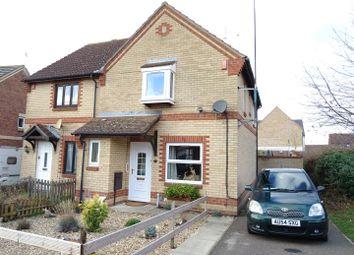 Thumbnail 3 bedroom property for sale in Broom Crescent, Ipswich