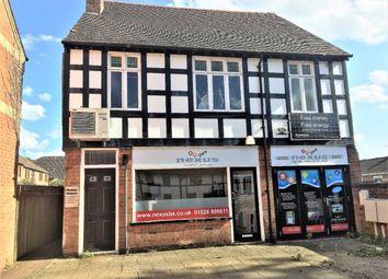Thumbnail 1 bed flat to rent in Coten End, Warwick