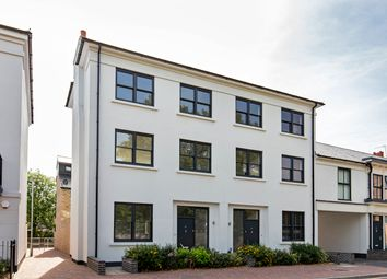 Thumbnail 4 bed semi-detached house for sale in Carriage Court, North Road, Hertford