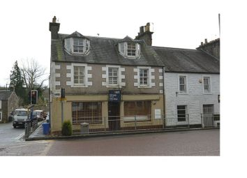 Thumbnail 2 bedroom flat for sale in Victoria Court, Main Street, Callander