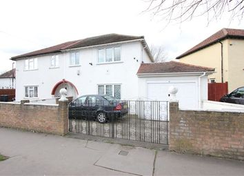 Thumbnail 3 bed semi-detached house for sale in County Road, Thornton Heath
