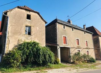 Thumbnail 2 bed property for sale in 70500 Aboncourt-Gesincourt, France