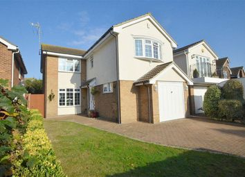 Thumbnail 4 bedroom detached house for sale in Admirals Walk, Shoeburyness, Southend-On-Sea