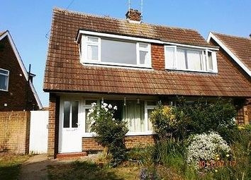 Thumbnail 2 bed property to rent in Mansfield Road, Worthing