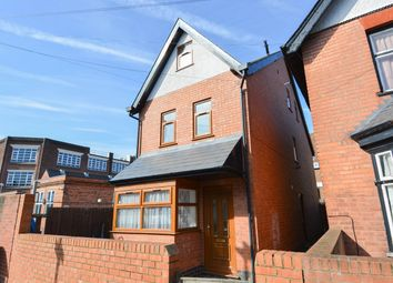 Thumbnail 3 bed detached house for sale in Harold Road, Birmingham