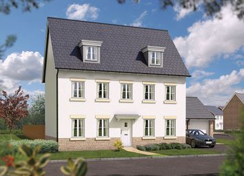 "Thumbnail 5 bed detached house for sale in ""The Stratford"" at Devon, Bovey Tracey"