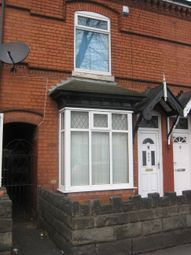 Thumbnail 3 bed terraced house to rent in Bordesley Green, Bordesley Green, Birmingham, West Midlands