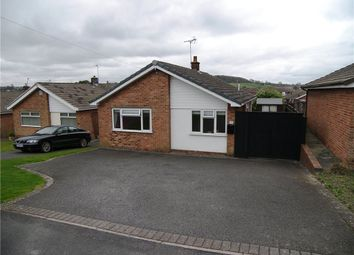 Thumbnail 2 bed detached bungalow for sale in Dovedale Crescent, Belper
