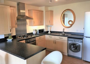 Thumbnail 2 bedroom flat for sale in Abbey Close, Taunton