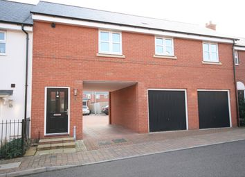 Thumbnail 2 bed flat to rent in Lenz Close, Colchester