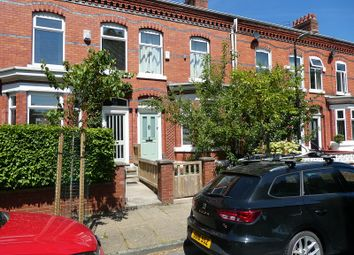 Thumbnail 3 bed terraced house for sale in Humphrey Road, Old Trafford, Manchester.