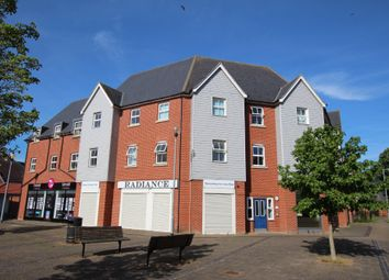 Thumbnail 2 bedroom flat for sale in William Harris Way, Colchester