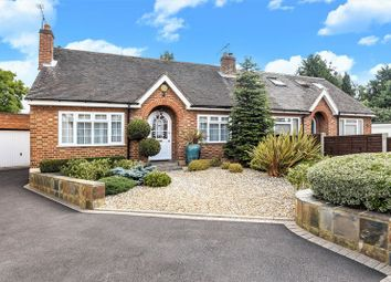 Thumbnail 2 bed semi-detached bungalow for sale in Pound Close, Long Ditton, Surbiton