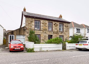 4 bed detached house for sale in Railway Terrace, Carharrack, Redruth TR16