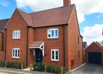 "Thumbnail 4 bedroom detached house for sale in ""Holden"" at Juliet Drive, Brackley"