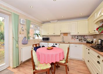 Thumbnail 4 bed detached house for sale in Watson Avenue, Davis Estate, Chatham, Kent