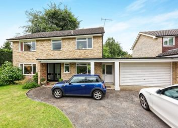 Thumbnail 4 bed detached house to rent in Barrett Road, Fetcham, Leatherhead