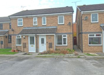 Thumbnail 2 bed semi-detached house for sale in Bradwell Grove, Grassmoor, Chesterfield