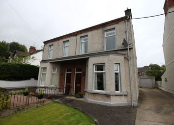 Thumbnail 3 bed semi-detached house for sale in Station Road, Lambeg, Lisburn