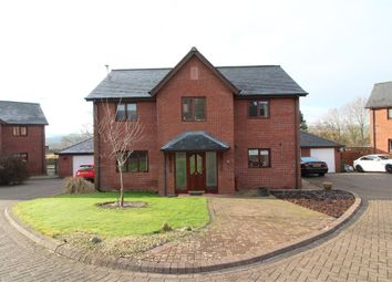 Thumbnail 4 bed detached house for sale in Walby Garth, Langwathby, Penrith, Cumbria