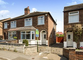 Thumbnail 3 bed semi-detached house for sale in Sefton Avenue, Stapleford, Nottingham