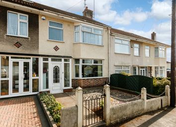 Thumbnail 3 bed terraced house for sale in Woodside Road, Brislington, Bristol