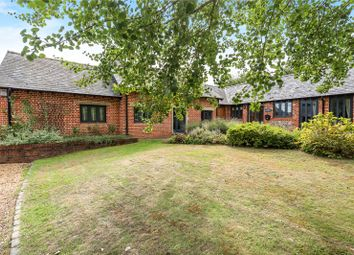 Thumbnail 4 bed barn conversion for sale in Orr's Meadow, Ovington, Alresford, Hampshire