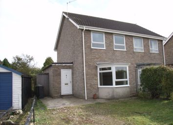 Thumbnail 2 bed semi-detached house to rent in Common Road, Wiggenhall St. Mary, King's Lynn