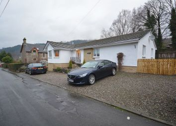 Thumbnail 4 bedroom detached bungalow for sale in Craigard Road, Callander