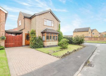 3 bed detached house for sale in The Croft, Littleover, Derby DE23