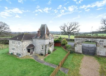 Thumbnail 4 bed equestrian property for sale in Sparkford, Yeovil, Somerset