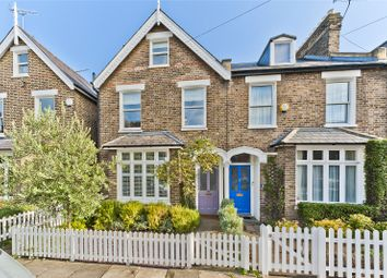 Thumbnail 3 bed end terrace house for sale in Gloucester Road, Kew, Surrey