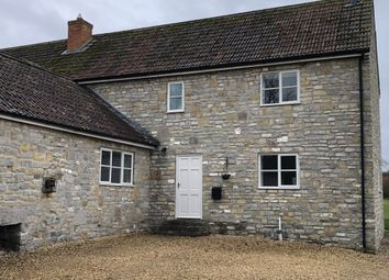 Thumbnail 3 bedroom barn conversion to rent in High Street, West Lydford