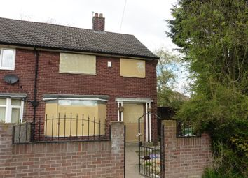 Thumbnail 3 bedroom semi-detached house for sale in Tong Walk, Farnley
