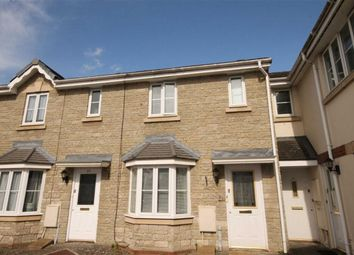 Thumbnail 2 bed terraced house to rent in Newbury Avenue, Calne, Wiltshire