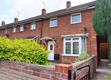 Thumbnail 2 bed terraced house for sale in Enford Avenue, Swindon