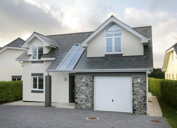 Thumbnail 4 bed detached house to rent in Higher Warborough Road, Galmpton, Brixham, Devon